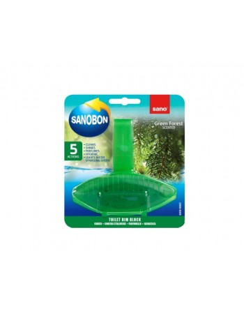 SANO ODORIZANT WC 55G GREEN