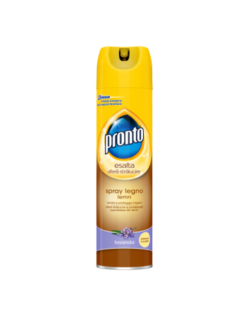 PRONTO SPRAY MOBILA 300ML...